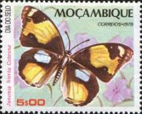[Day of the Stamp - Butterflies, type NQ]