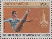 [Olympic Games - Moscow, USSR, type OV]