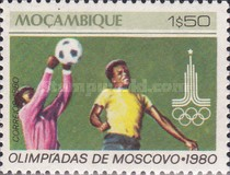 [Olympic Games - Moscow, USSR, type OW]