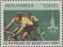 [Olympic Games - Moscow, USSR, Typ OZ]