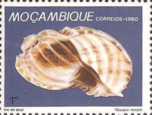 [Day of the Stamp - Shells, Typ PJ]