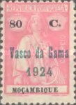 [The 400th Anniversary of the Death of Vasco da Gama, 1469-1524 - Overprinted