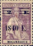 [Ceres Stamp of 1922-1926 Surcharged, type S79]