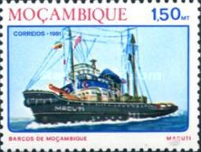[Mozambique Ships, Typ SF]