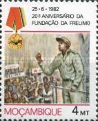 [The 25th Anniversary of FRELIMO, Typ TQ]