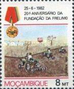 [The 25th Anniversary of FRELIMO, Typ TR]