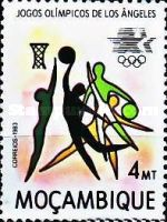 [Olympic Games - Los Angeles, USA, Typ VD]