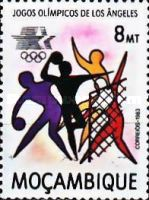 [Olympic Games - Los Angeles, USA, Typ VE]