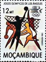[Olympic Games - Los Angeles, USA, Typ VF]