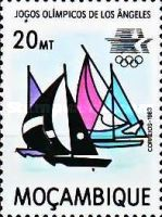 [Olympic Games - Los Angeles, USA, Typ VH]