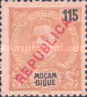 [Issue of 1898-1903 Overprinted