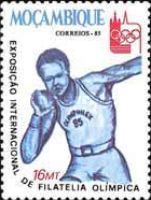 [Olympic Stamps Exhibition