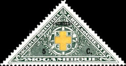 [Franchise Stamps of 1928 Overprinted