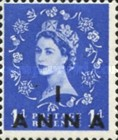 [Great Britain Postage Stamps Issue of 1955-1957 Surcharged, type K]