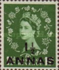 [Great Britain Postage Stamps Issue of 1955-1957 Surcharged, type K1]