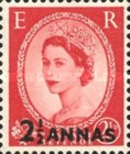[Great Britain Postage Stamps Issue of 1955-1957 Surcharged, type K3]