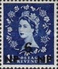 [Great Britain Postage Stamps Surcharged, type N3]