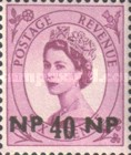 [Great Britain Postage Stamps Overprinted, type O1]