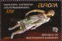 [EUROPA Stamps - Astronomy, Typ AL]