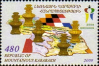 [Armenia's Victory in the Chess Olympiad in Dresden, Typ AN]