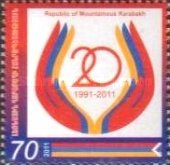 [The 20th Anniversary of Independence, Typ AY]