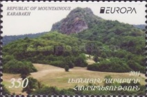 [EUROPA Stamps 2011 - Forests, type BE]