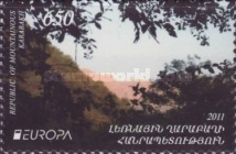 [EUROPA Stamps 2011 - Forests, type BF]