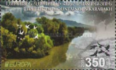 [EUROPA Stamps - Think Green, Typ CW]