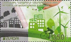 [EUROPA Stamps - Think Green, Typ CX]
