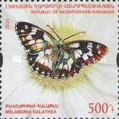 [Flora and Fauna of Artsakh, Typ DB]