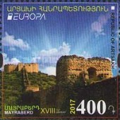 [EUROPA Stamps -  Palaces and Castles, Typ DS]