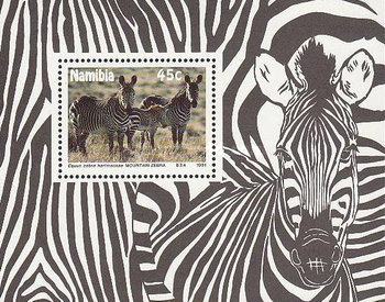 [Endangered Species - Mountain Zebra, Typ ]