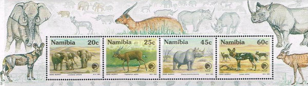 [Namibia Nature Foundation - Rare and Endangered Species, type ]