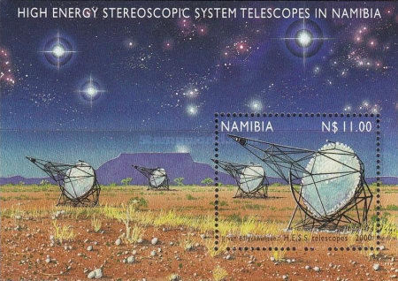 [High Energy Stereoscopic System Telescopes Project - Namibian Khomas Highlands, type ]