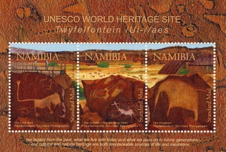 [UNESCO World Heritage Sites - Twyfelfontein, type ]