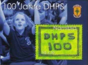 [The 100th Anniversary of the DHPS, type ]