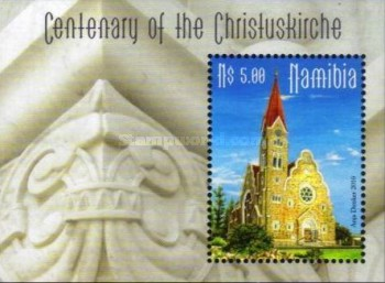 [The 100th Anniversary of the Christuskirche - Windhoek, Typ ]