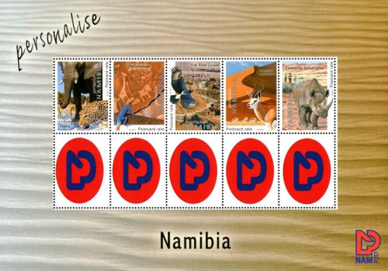 [Personalized Stamps, Typ ]