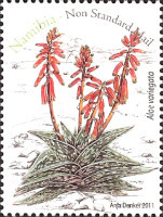 [Plants - Aloes of Namibia, type AAB]