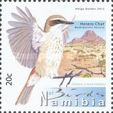 [Birds of Namibia, Typ AAO]