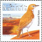 [Birds of Namibia, Typ AAT]