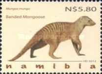 [Fauna - Mongooses of Namibia, type ABS]
