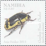[Definitives - Insects, Typ ACB]
