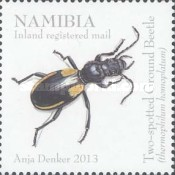 [Definitives - Insects, Typ ACD]