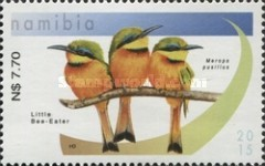 [Birds - Bee-Eaters of Namibia, type AET]