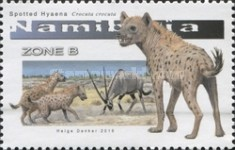 [Large Canines of Namibia, Typ AFZ]