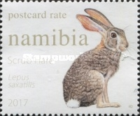 [Hares and Rabbits of Namibia, Typ AGL]
