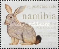 [Hares and Rabbits of Namibia, Typ AGM]