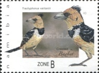 [Birds - Barbets of Namibia, type AGO]