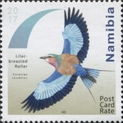 [Birds - Rollers of Namibia, Typ AGY]